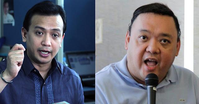 """Roque """"hindi ko isasangla ang kaluluwa ko kay Senador Trillanes"""""""