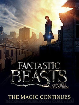 Sinopsis film Fantastic Beasts and Where to Find Them (2016)