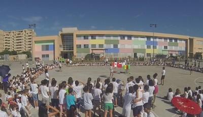 ¡Participamos en las I Olimpiadas Cooperativas!