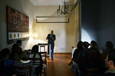 ΝΕΑ ΑΚΡΟΠΟΛΗ - Ηράκλειο: Μιλώντας για τον Πλάτωνα - Παρουσίαση βιβλίου