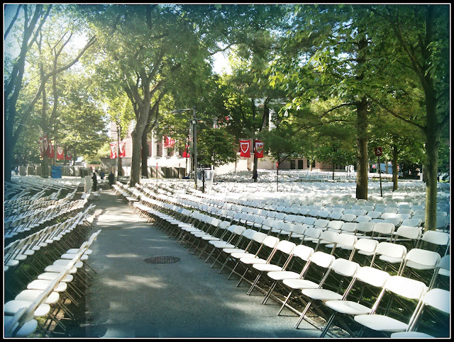 Harvard Commencement NO sin Tickets!!