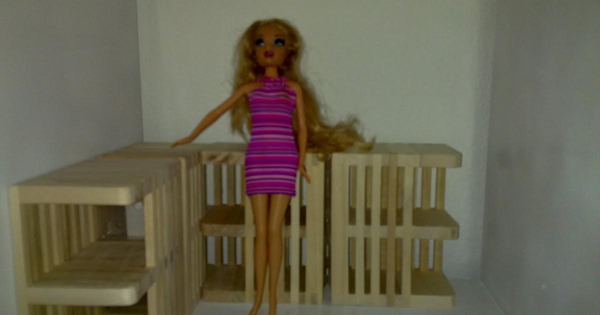 ein haus f r barbie ikea f r barbies haus. Black Bedroom Furniture Sets. Home Design Ideas