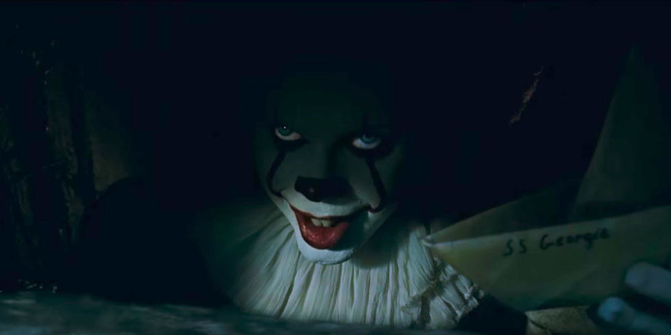 pennywise 2017 it