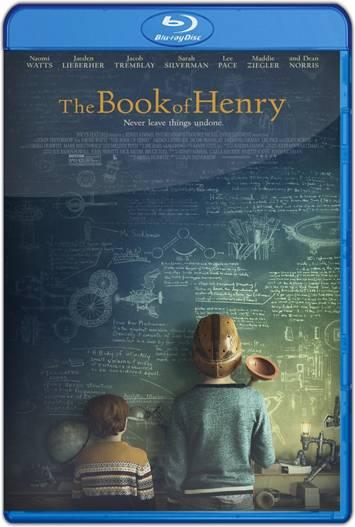 El libro de Henry (2017) HD 1080p y 720p Latino