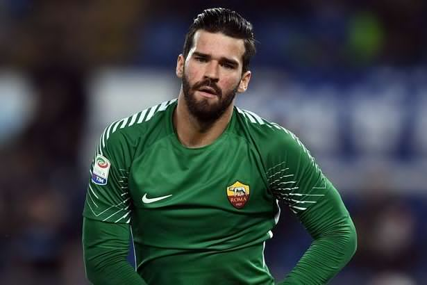 Latest transfer news: Chelsea chase after Roma's Alisson, Fellaini meets Arsenal as Fred arrives Man United