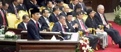 Jokowi Pimpin Pemerintah, Utang Bertambah Rp 1.644 Triliun