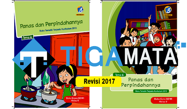 Download Buku K13 Kelas 5 SD Semester 2 Revisi 2017 Pdf