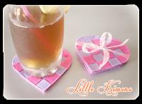 http://www.littlekimono.com/2014/07/reto-handmade-julio-posavasos-en-fieltro.html