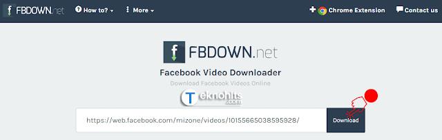 Generate URL video