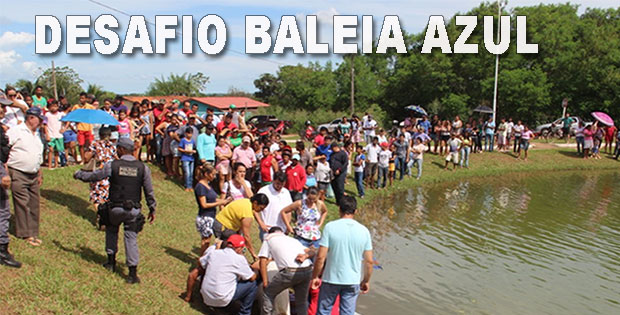 Adolescente do Mato Grosso se mata após desafio da Baleia Azul