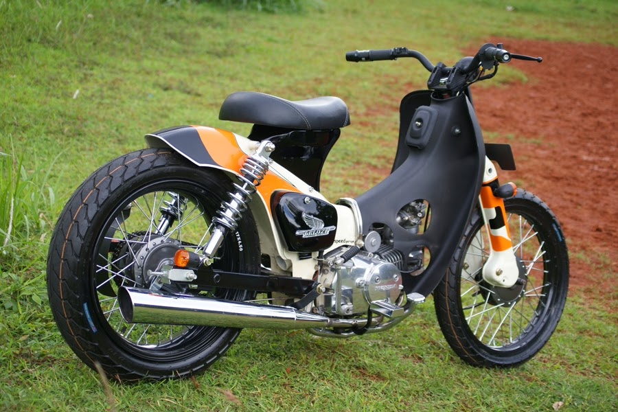 List Of Synonyms And Antonyms Of The Word: Honda C70