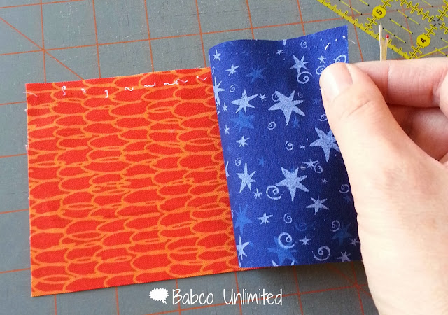 BabcoUnlimited.blogspot.com - Tuesday Tip, How to Rip Out Stitches, Quilting Hack