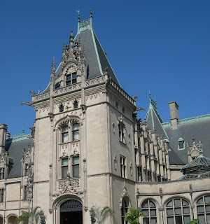 The Biltmore Estates in North Carolina