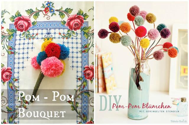 Pom - Pom Bouquet