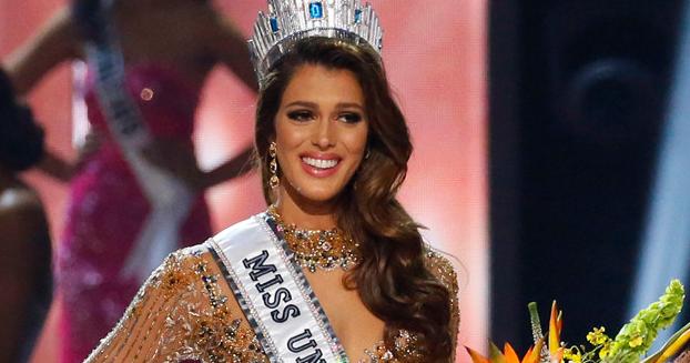 Miss france iris mittenaere crowned miss universe 2017 - Miss univers iris mittenaere ...