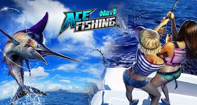 Game memancing ikan android terbaik