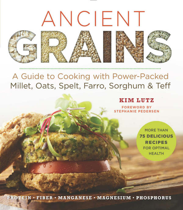 Ancient Grains by Kim Lutz