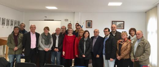 Salvador destaca los 26,6 millones de euros para mejorar la movilidad y conectividad de la comarca de la Serranía