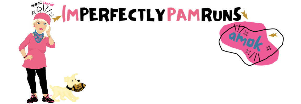 Imperfectly Pam Runs Amok