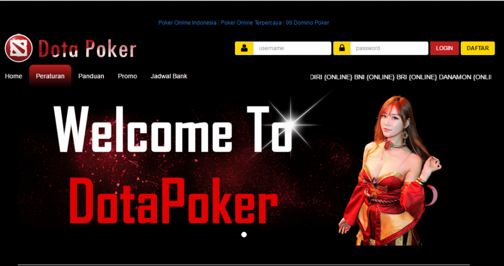 Poker qq indo