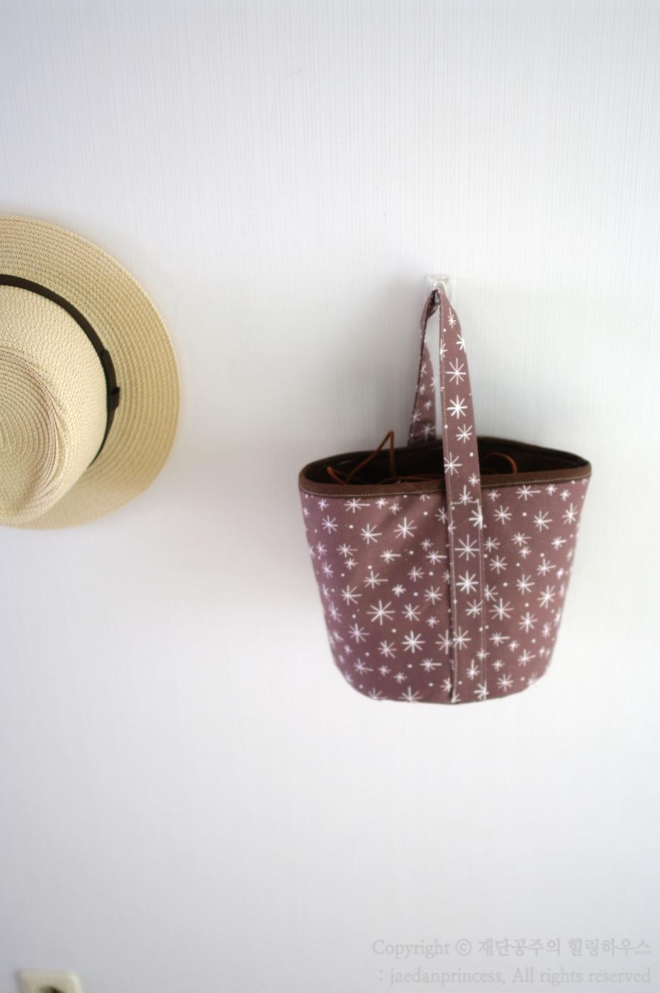 DIY Bento Lunch Bag. Sewing Lunch box bag DIY Tutorial