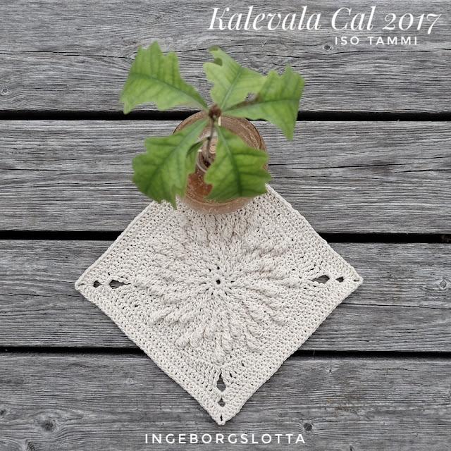 Kalevala Cal Iso tammi - Big oak
