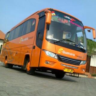 Sewa Bus Jogja Seat 37
