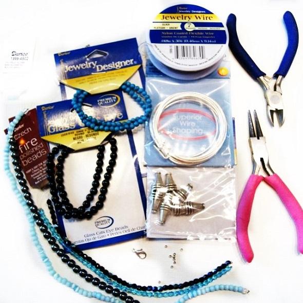 manualidades, pulseras retorcidas, pulseras artesanales