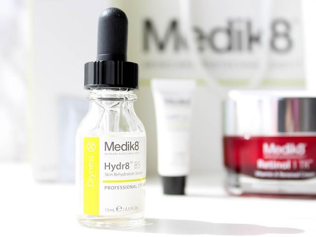 medic8 hydr8 sérum recenze