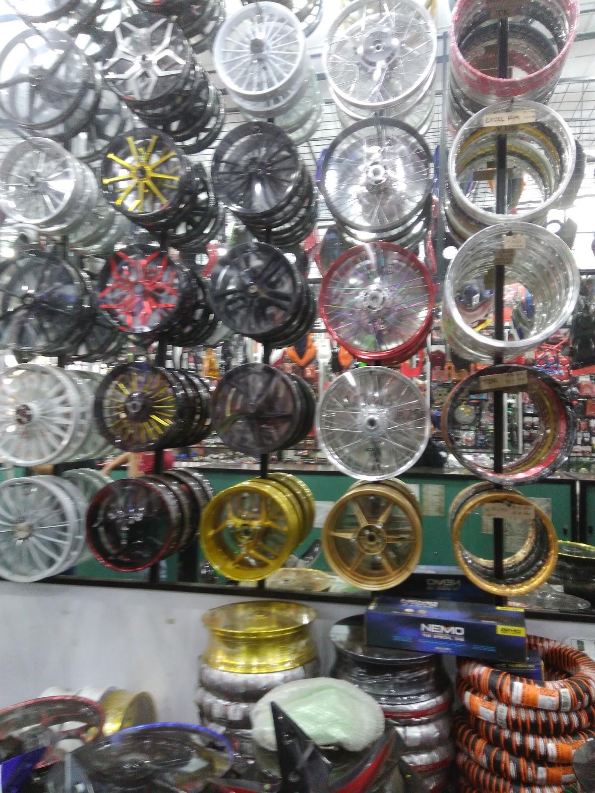 Peluang Usaha Aksesoris Motor Dan Sparepart Motor 62 896 3171 5795