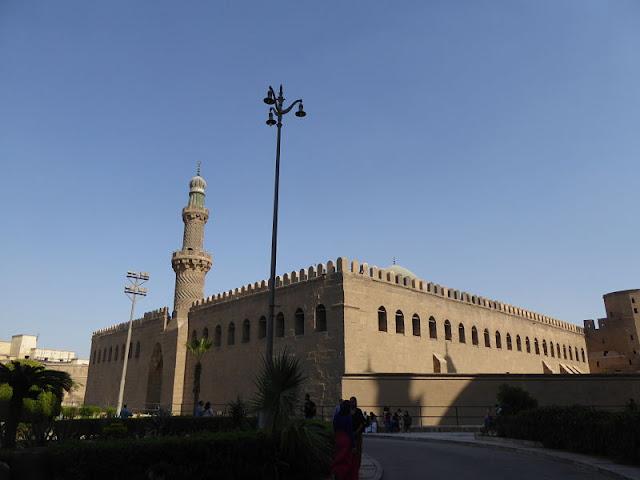 Moschea di al-Nasir Muhammad nella cittadella del Cairo