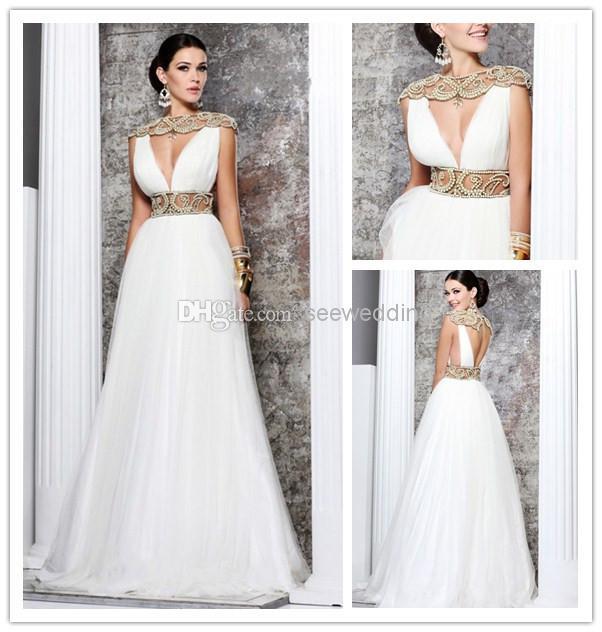 3 Goddess Grecian Prom Dresses Demand | prom party