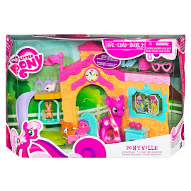 My Little Pony Ponyville Schoolhouse Cheerilee Brushable Pony