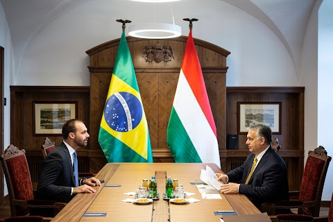 A legfontosabb politikai kérdésekben egyetértés van Brazília és Magyarország között