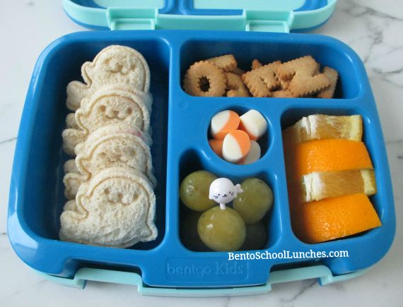 Seal kids school lunch
