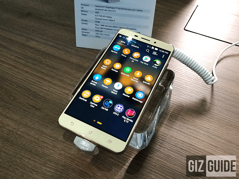 Asus ZenFone 3 Laser Android 7.0 Nougat Update Now Available
