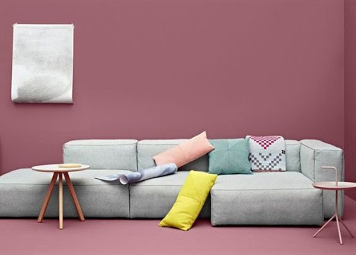 Soft Modular Sofas and sectionals for small spaces