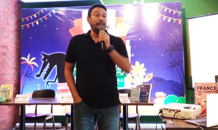 Luis Oquinena, Executive Director, Gawad Kalinga