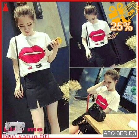 AFO355 Model Fashion Kiss Me Modis Murah BMGShop