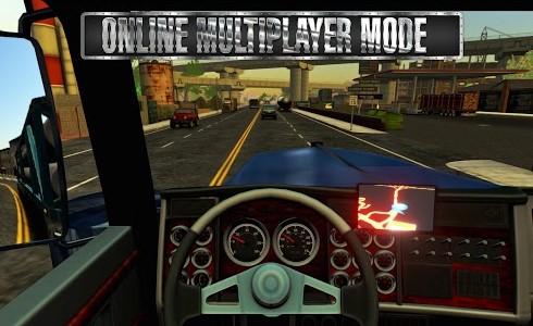 Truck Simulator USA Mod v1.2.0 Apk+Data
