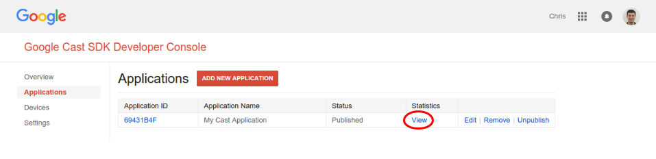 Google Launches Analytics for Cast App Developers