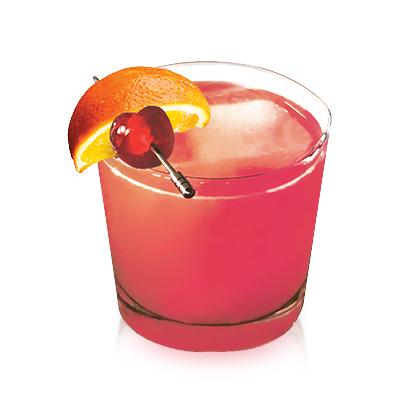 LiDestri Pink Limoncello Summer Fling cocktail