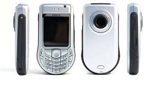 spesifikasi Nokia 6630