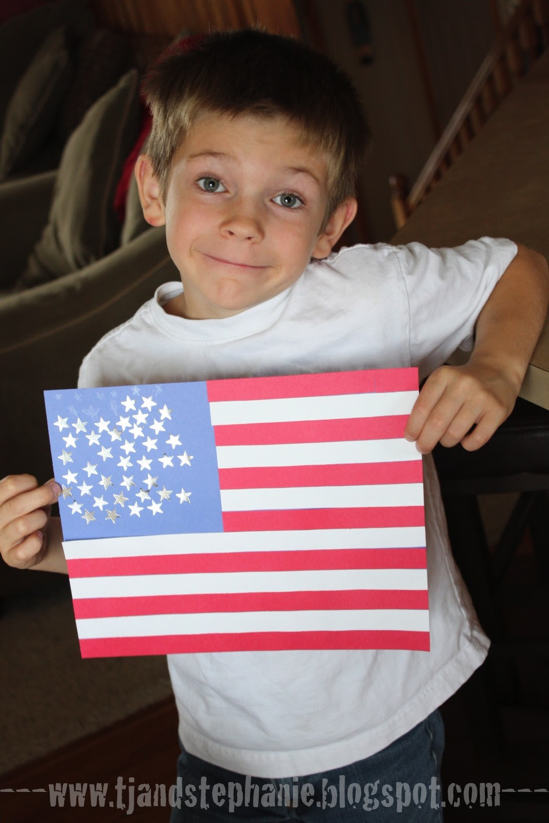 When You Re Wright You Re Right American Flag Craft