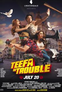 Film Teefa in Trouble 2018 (Bollywood)