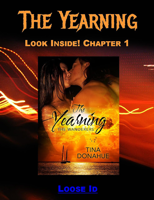 The Yearning - erotic paranormal - first chapter free #EroticParanormal #TinaDonahueBooks