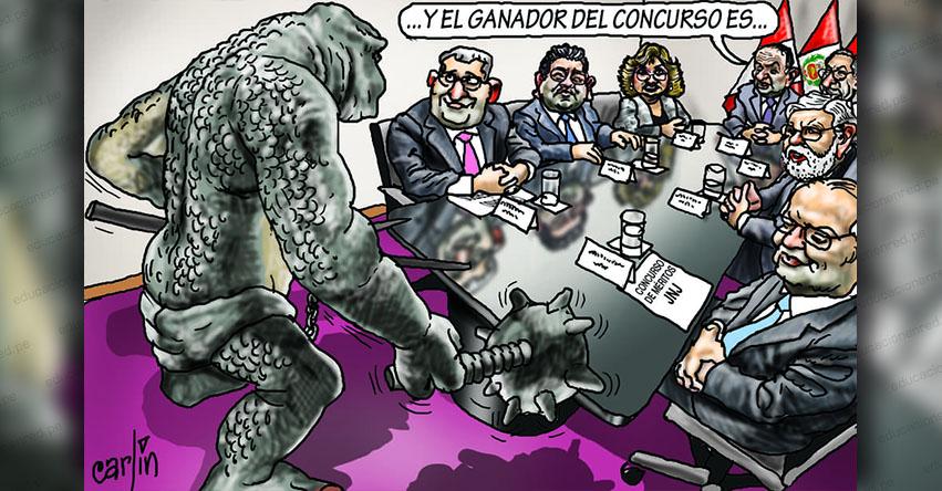 Carlincaturas Martes 21 Mayo 2019 - La República