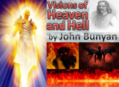 Divine Revelation Of Heaven And Hell By John Bunyan