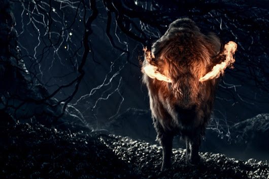 American Gods: A second course of Hannibal.