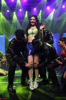 Sunny Leone Dancing on stage At Rogue Movie Audio Music Launch ~  115.JPG